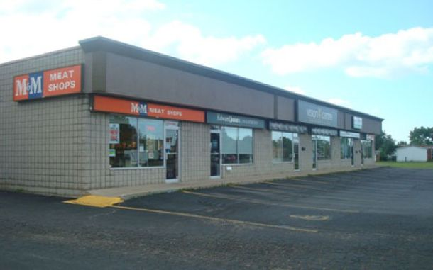 strip mall businesses